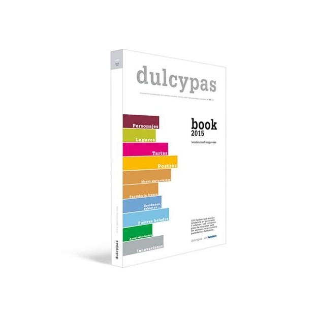 Dulcypas 432 / book'2015 - tendencias & empresas