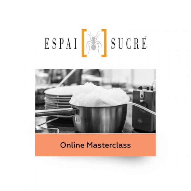 Technology course: Aerial textures in Espai Sucre Online