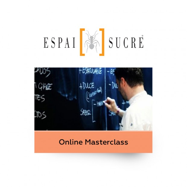 Technology course: The world of cold in Espai Sucre Online