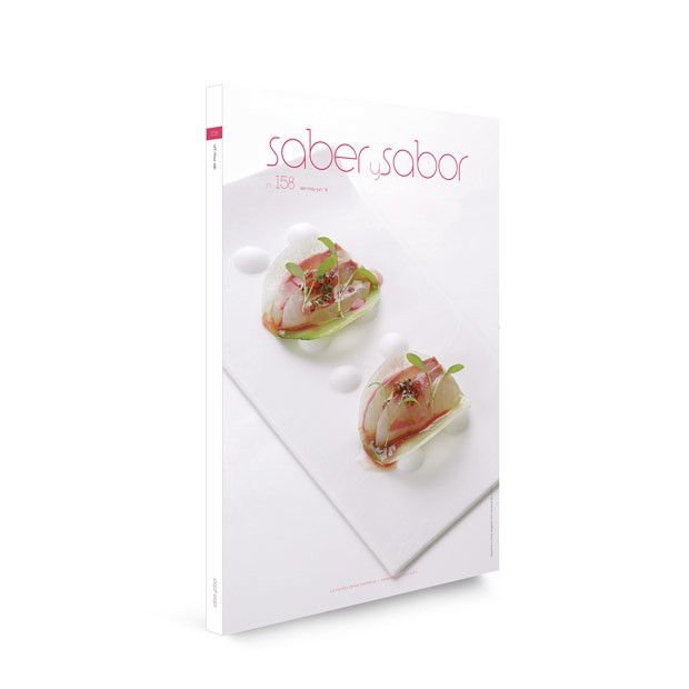 saber y sabor 158 / abr-may-jun '16